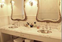 Bathrooms / by Diane Levine Winer
