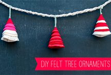 Christmas Crafts / by Little Black Duck