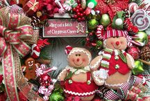 Christmas crafts / by Anne Anderson