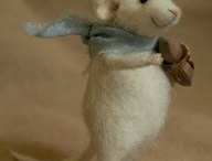 Felted Animals / by Claud Limon