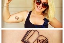 tattoo's <3 / by Ashley Baranyi