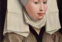 1400-1500 Mid - Renaissance fashions / by Leimomi Oakes