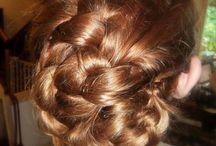 hair! / by Maria Champion