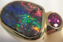 Opal / by DnH Jewelers