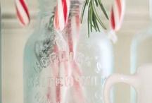 christmas decor / fa la la la la / by A Cottage Industry