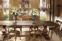 Dining rooms / by Doris Luther