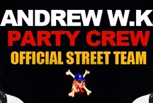 Andrew WK / by fancorps