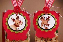 Reindeer food bar / by April Hibbs-Striedel