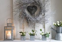 Decor:  Mantels / by Turnstyle Vogue