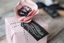 Giftwrap & packaging ideas / Ideas to inspire me when packaging gifts! / by Lisa Barton Wisdom of the Old Ways