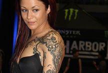 Tattoos / by Donna Amato Rafferty