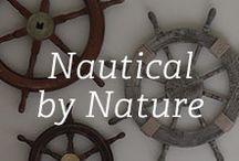 Nautical by Nature / Summer is (finally) here! And we are getting inspired by all things nautical and sea-worthy. Get inspired and customize your piece at Gemvara.com / by Gemvara.com
