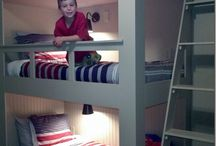 Home Decor - Kids Rooms / by Elizabeth M.