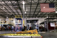 Fabrication Shop / by EPIC Systems, Inc