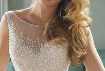 Wedding dress ideas / Wedding dress / by Risa Conard