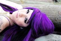 Hair and make-up / by Melanie Hansen