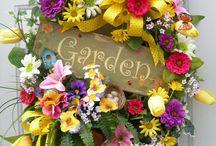 Wreath designs / by Debbie Blackledge
