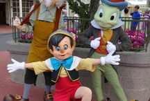 Disney to be / by Rebecca Garrett