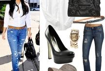 Classy Girl Fashion / by A Zai