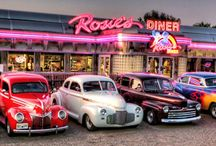 Diner's and Drivin's  / by INCOGNITO ..