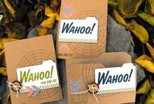Paper Pumpkin September 2013 - Wahoo! / by Paper Pumpkin by Stampin' Up!