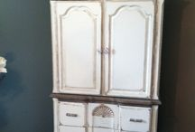 bedroom makeover- shabby chic / by Christa Aldrich