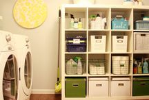 Laundry room ideals... / by christine ombs