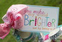 you brighten my world / by Lauren McKinsey