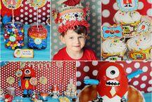 Birthday Party Ideas / by Adreanne Boyd