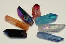 Crystals / by Crystal Osborne