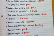 Drinking Games!!! / by Caitlin Ash