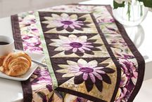 Quilted Table Runners / by Fons & Porter's Love of Quilting