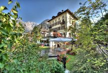 Villa Novecento Romantik Hotel in Courmayeur Mont Blanc - Italy / One of a kind by ALPISSIMA™ Mountain Hotels / by Alpissima Mountain Hotels
