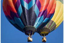 Hot Air Balloons / by Grace Ciszkowski