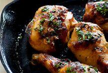Chicken dishes / by Jennifer Koehler