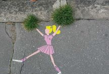 Street Art / by Charlyn Alonzo