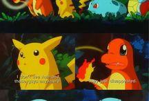Pokemon funnies  / by Kristy