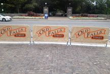 Barricades and Stanchions of Niagara Falls New York / by Pro Stanchions