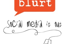Social Media it out / by Blurt Foundation