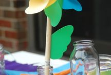 kids party ideas / by Maria R