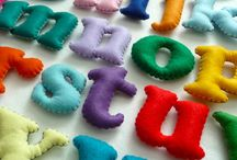 felt crafts / by Mindy Grote