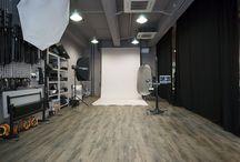 dream studio ideas / by Jill Samter