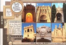 MME Celebrates! Travel: Cards Crafts, Layouts / by My Mind's Eye inc