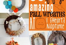 fall crafts / by Anna Clapp