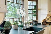 Kitchen Ideas / by Lauri Kempf