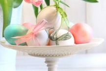 Easter and spring / by Christine Abrams