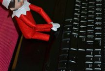 Elf on the shelf / by Jessica Cook