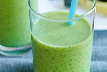 Green Smoothies / by Smoothie Recipes