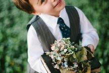 Flower girls & ring bearers / by Natural Nostalgia