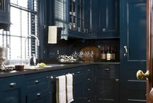 CSprev_painted cabinets / by J E N N A . A  . L A L L E Y